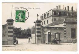 VERDUN  QUARTIER VILLARS 4em HUSSARDS - Verdun