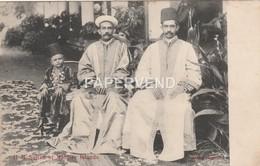 India  Sultan Of The Maldive Islands Id513 - Inde