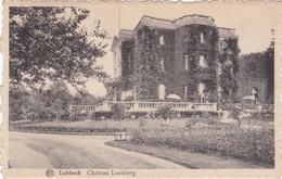 Lubbeek - (klein Formaat , Gekardelde Kaart) Chateau Leenberg - Lubbeek