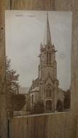 BROYE : L'église  ……… MQ-3345 - France