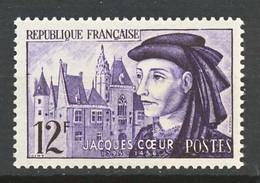 TIMBRE - FRANCE - 1955 - Nr 1034 - NEUF - Ungebraucht