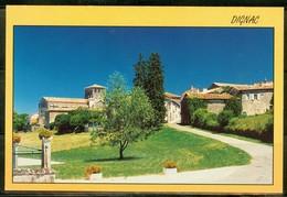 Dignac, 16-Charente; Le Village. Carte Postale Neuve Mais âgée / Mint But Aged Post Card (0055) - Autres Communes