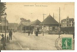 54 - LONGWY HAUT / STATION DES TRAMWAYS - Longwy