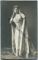 Maud Fay - US-amerikanische Opernsängerin (Sopran) - Foto-Ansichtskarte - Verlag Jos. Paul Böhm München - Opéra