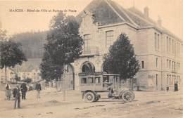 25-MAICHE- HÔTEL DE BILLE ET BUREAU DE POSTE - France