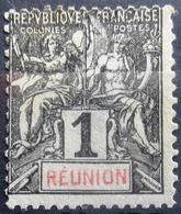 REUNION                 N° 32                  NEUF SANS GOMME - Réunion (1852-1975)