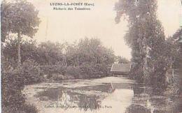 Eure        369        Lyons-la-Forêt.Pêcherie Des Taisnières - Lyons-la-Forêt