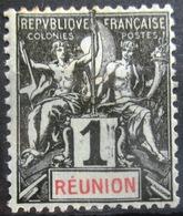 REUNION                 N° 32                  NEUF* - Réunion (1852-1975)