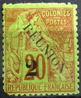 REUNION                 N° 31                  NEUF* - Réunion (1852-1975)