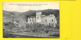 Env. St JEAN SOLEYMIEUX Ruines Château Du Rousset La Goutte () Haute Loire (42) - Saint Jean Soleymieux