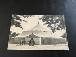 15221 - Cirque «Der Deutschen Zeltmission» - 1912 Timbrée - Zirkus