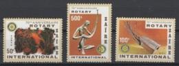 1980. République Du Zaïre. COB N° 1038/40 ** - Zaire