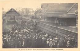 La Gare De Froyennes - Tournai
