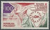"""Madagascar YT 535 """" UAMPT """" 1973 Neuf** - Madagascar (1960-...)"""