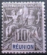 REUNION                 N° 36                  NEUF SANS GOMME - Réunion (1852-1975)
