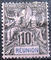 REUNION                 N° 36                  NEUF* - Réunion (1852-1975)