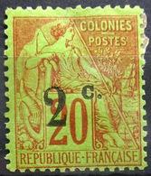 REUNION                 N° 45                  NEUF* - Réunion (1852-1975)