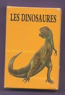 Jeu De Cartes 7 Familles - Les Dinosaures - Bon état. - Other