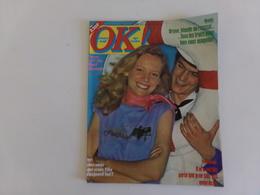 "Revue "" Ok Age Tendre "" N° 167, 1979, Sheila Ringo, Nadine Expert, Isabelle Huppert... - People"