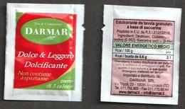 Dolcificante - Tea & Company - DARMAR (vedi Foto) - Zucchero (bustine)