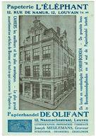 Leuven - Papeterie L'Elephant - Leuven