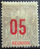 REUNION                 N° 73                  NEUF* - Réunion (1852-1975)