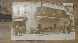 ANNECY : Carte Photo Restaurant ARRAGAIN   ……… MZ1-3362 - Annecy
