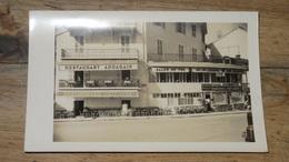 ANNECY : Carte Photo Restaurant ARRAGAIN   ……… MZ1-3363 - Annecy