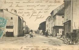 71 -  SALORNAY SUR GUYE - Francia