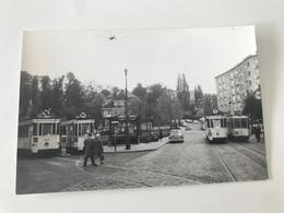 TRAM Photographie (1959) BRUXELLES BB AAN - Lieux