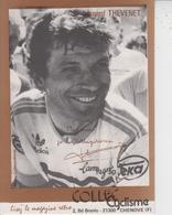 BERNARD THEVENET  -  Magazine COLLEC CYCLISME  - 21300 CHENOVE  - - Cyclisme