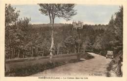 42 - NOIRETABLE - Le CHATEAU - Noiretable