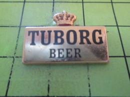 1015c Pin's Pins / Beau Et Rare : THEME BIERE / TUBORG BEER Par DRAGO - Bière
