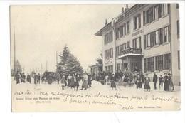 23079 - Ste-Croix Grand-Hôtel Des Rasses En Hiver - VD Vaud