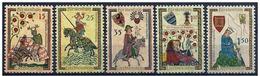Liechtenstein: Storia Medievale, Histoire Médiévale, Medieval History - Storia