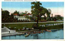 RIVERSIDE PARK PAVILLON INDIANAPOLIS - Indianapolis
