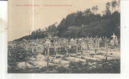3. Rupt En Woevre, Le Cimetiere Militaire Du Faubourg - France