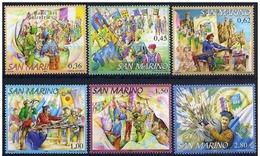San Marino/Saint-Marin: Balestrieri Di San Marino, Crossbowmen Of San Marino, Arbalète De Saint-Marin - Altri
