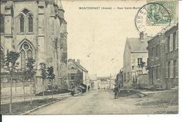Montcornet-Rue Saint-Martin - France