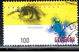 A3 019 // YVERT ANNÉE 2000 // 2000 - Usados