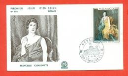 ARTE - MONACO - 1981 - FDC