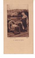 Image Religieuse . La  Vierge  En Egypte. - Images Religieuses