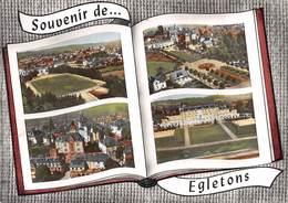 Souvenir De ... EGLETONS - Terrain De Sports / Stade - Square Albert-Thomas - Place Henri Chapoulie - Lycée Technique - Egletons