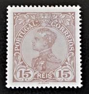 EMMANUEL II 1910 - NEUF * - YT 157 - 1910 : D.Manuel II