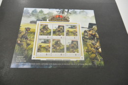 GR621A - Personalised Bloc MNh ST.Kitts 2012 - Operation Barbarossa - 269th. Infantry -non-normalised Shipment - WO2