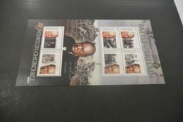 GR625 -personalised  Bloc MNh Dominica 2012 - World War II - Battle Of Britain - Sir Winston Churchill - Sir Winston Churchill