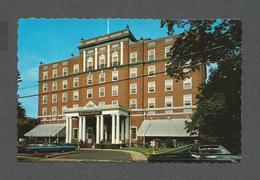CHARLOTTETOWN - PRINCE EDWARD ISLAND - CHARLOTTETOWN HOTEL - C.F. BURKE PROP. - Charlottetown