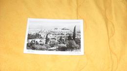 CARTE POSTALE ANCIENNE CIRCULEE DE 1958../ ATHENES.- L'ACROPOLE...CACHETS + TIMBRES.. - Grecia