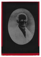Négatif En Héliogravure Dujardin Avec Indication Léonard Berger - Portrait De Joseph Nicéphore Niépce - Célébrités