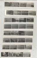 Bandes De Mini Photographies , Voyage En Amérique Du Sud , 2 Scans , Frais Fr 3.15 E , LOT DE 8 BANDES - Lieux